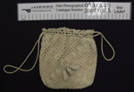Crochet purse; Unknown; 19th Century; 2000_125_3