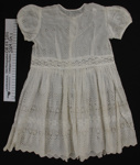 Child's dress; Donor's mother; c.1940-50s; 2009_134_1