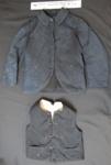 Boys four piece suit c.1900; c.1900; 1990_33_1-4