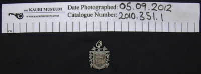 Medal 1892, Section Jumping; 1892; 2010_351_1