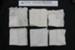 Handkerchiefs; Kippel Bros; early 20th century; 1999_64_1-6