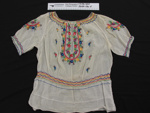 Blouse; Unknown; Unknown; 2009_134_5