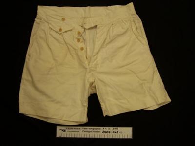 Shorts; Unknown; Unknown; 2009_147_1
