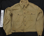Uniform jacket WW2; Unknown; c.1939-1945; 2009_93_10