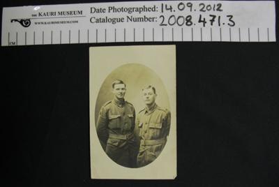 Photograph WW1; c.1914-1919; 2008_471_3
