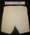Boys pants; Unknown; c.1900-1930; 1983_163