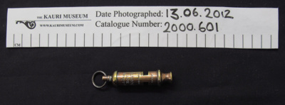 The Acme Boy Scouts whistle; Acme; c.1939-1945; 2000_601