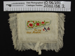 Handkerchief pouch; Unknown; c.1914-1918; 2002_158_2