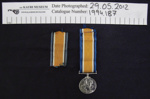 The British War Medal; New Zealand; 1919; 1994_187