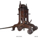 Brick Press; Robert Quaife; 1860's; 1996.399.1