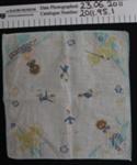 Handkerchiefs; Unknown; c.1950's; 2011_95_1-2