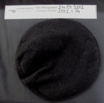 Beret; Unknown; mid 20th Century; 2012_1_14