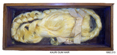 Gum Hair; early 20th century; 1992.213