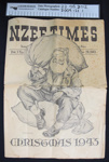 Newspapers WW2; New Zealand Expeditionary Force; 1943-1944; 2009_121_1-3