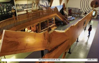 Balderston Kauri; 1990's; 2008.279.1-9