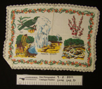 Tray cloth; Unknown; Unknown; 2008_295_21