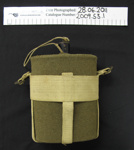 Army drinking flask; Unknown; c.1939-1945; 2009_53_1