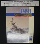 1991 Commemoration The 50th Anniversary of the Royal New Zealand Navy; Royal NZ Navy; 1991; 2004_110