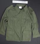 N.Z. Army Shirt, WW2; Magrath Manufacturing Co.; c.1942; 2012_2_6_2-3