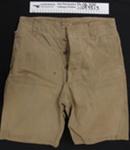 Uniform shorts; Unknown; c.1939-1945; 2009_93_13