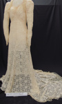 Wedding gown 1939; Unknown; 1939; 1996_42