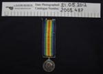 The British War Medal; c.1919; 2003_487