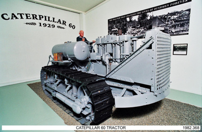 Caterpillar Tractor; A.S.Patterson & Co; !929; 1982.368