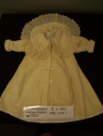 Child's dress; Unknown; Unknown; 1990_1079