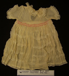 Child's dress; Unknown; Unknown; 1990_882