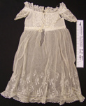 Child's dress; Unknown; Unknown; 1990_885