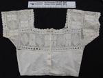 Camisole; Unknown; c.late 1890's; 2003_293