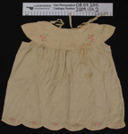 Child's dress; Donor's mother; c.1940-50s; 2009_134_2
