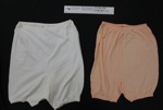 Bloomers; Comfort Cut; mid 20th C; 2008_187_1-2