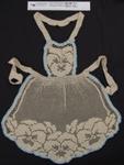 Child's aprons; Elizabeth (Lizzie) Massey; c.1912; 2002_118_1-2
