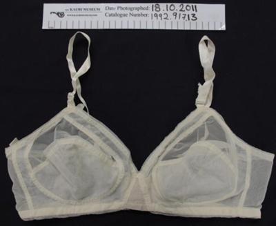 Warner's ABC' bra; Modaire; mid 20th Century; 1992_917_13,18
