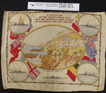 Commemorative handkerchief; Unknown; c.1914-1918; 2009_120_2