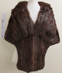 Fur cape; Mooneys; 20th Century; 1998_350