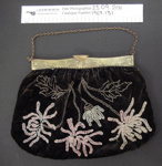 Beaded handbag; Unknown; early 20th century; 1969_131