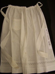 Apron; Unknown; Unknown; 1990_893_2