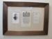 Memorial Certificate WW1; c.1914-1918; 2001_341