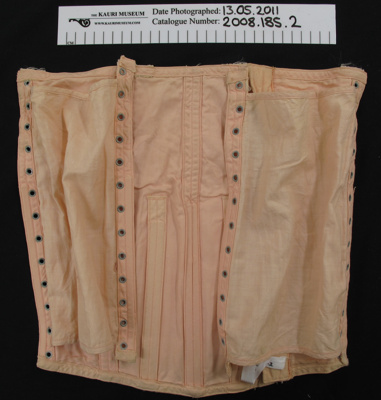 Corset; Unknown; c.1920-60; 2008_185_2