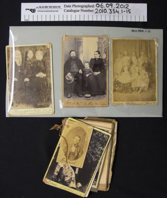 Photographs, Boer war; late 19th Century; 2010_354_1-15