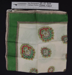 Ladies scarf; Unknown; mid 20th Century; 2004_468_11