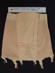 Girdle c.1950's; Steeles; c.1950's; 1999_16_1