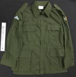 Uniform jacket RNZCT Air Dispatch; Magrath Mfg. Co.; c.1979-1996; 2005_227_6
