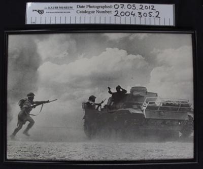WW2 photograph; c.1939-1945; 2004_305_2