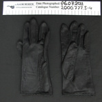 Gloves; Chancellor; c.1945-1990; 2000_777_3-6