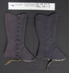Gaiters; Unknown; late 19th Century; 1983_138_1-2