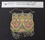 Evening purse; Unknown; early 20th century; 1999_190