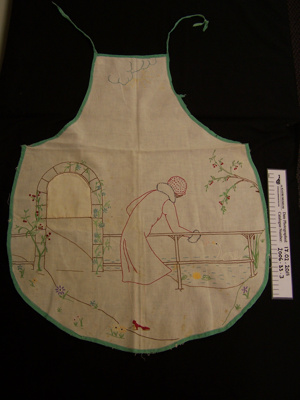 Apron; Unknown; Unknown; 2006_33_3